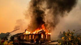 Insurance becomes serious problem amid raging California wildfires