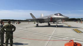 Lockheed Martin scores $1.9B F-35 contract