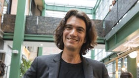 EXCLUSIVE: WeWork's Adam Neumann to get big payday with SoftBank deal