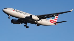 Flight turns around after 'spillage' incapacitates crew members