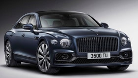 SEE PICS: Bentley CEO unveils 'the fastest sedan in the world'