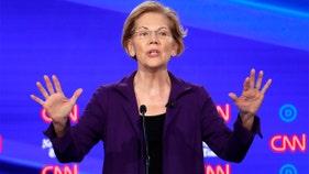 Elizabeth Warren, Twitter CEO Jack Dorsey spar over political ad ban