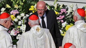 Scandal inside the Vatican: Pope's longtime chief bodyguard steps down
