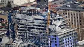 ICE deports worker who survived New Orleans hotel collapse