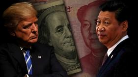 Trump praises US-China trade talks as Beijing seeks billions in case against US