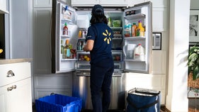 This system allows Walmart delivery workers to waltz into your home