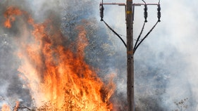 Underground power lines touted as solution to fires, but there's a catch