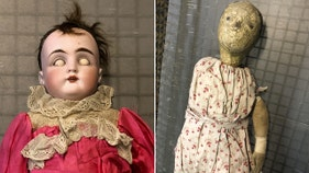PHOTOS: Museum's creepiest doll contest is the stuff of nightmares