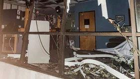 Dallas tornado: More than 100,000 homes remain in the dark