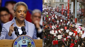 Chicago mayor fires back at 'political' teachers union as schools stay closed