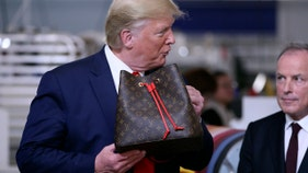 The iconic Louis Vuitton handbags being made in Texas
