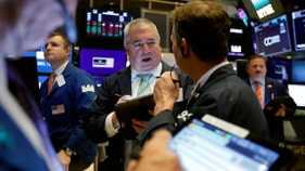 Stocks look to add to gains on jobs and trade optimism