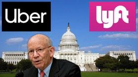 Uber, Lyft anger Congress by skipping hearing