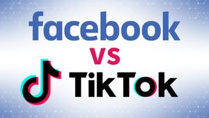 How Facebook's Zuckerberg sees competition in TikTok