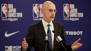 NBA'S ADAM SILVER, CHARLES BARKLEY FIRE BACK AT PENCE OVER CHINA CRITICISM
