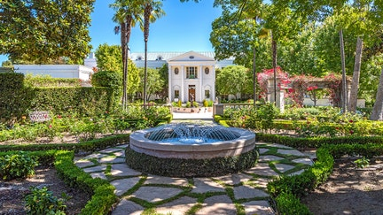 Inside America's most expensive listing: Bel Air's Casa Encantada mansion