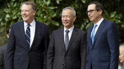 China's top negotiator says 'substantial progress' made in US trade deal
