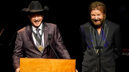 Country Music Hall of Fame: Legends inducted in star-studded tribute
