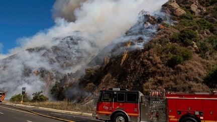 Mansions of Hollywood A-Listers escape damage in raging wildfire