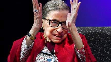 Ginsburg donating $1M prize to charity
