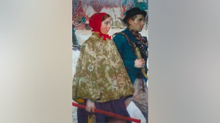 Painting stolen by Nazis recovered from New York museum