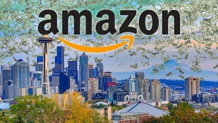 Amazon's Seattle city council dollar dump scares other far-left candidates