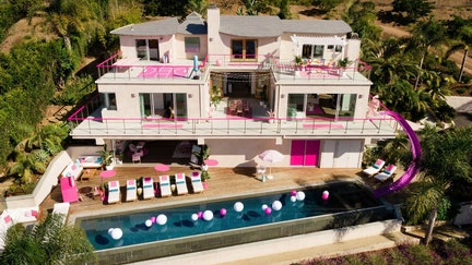 Airbnb gives Barbie fans a chance to live the dream at celebrity doll's Malibu mansion
