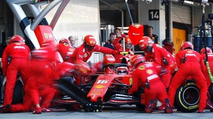 Ferrari wants women for its motor racing school