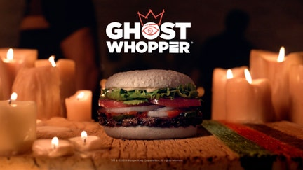 Burger King rolls out Ghost Whopper amidst burger wars