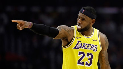 LeBron James tops NBA's highest-paid players amid China flap