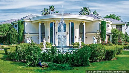 Wayne Newton's former Casa de Shenandoah ranch takes multi-million-dollar hit