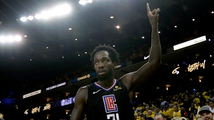Los Angeles Clippers' Patrick Beverley fined $25K for chucking ball into stands after win