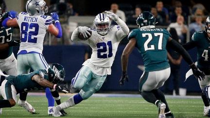 Dallas Cowboys have owned Philadelphia Eagles since Doug Pederson became their coach