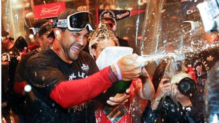 Nats sweep Cards; DC in World Series for 1st time since '33