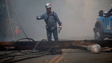 PG&E takes $2.5B writedown due to California wildfires