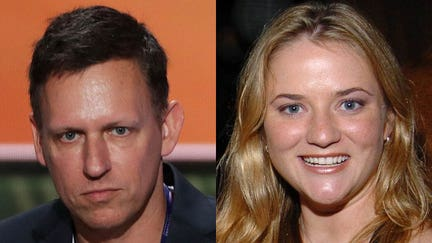'Wonder Years' actress in more hot water with billionaire Peter Thiel's firm