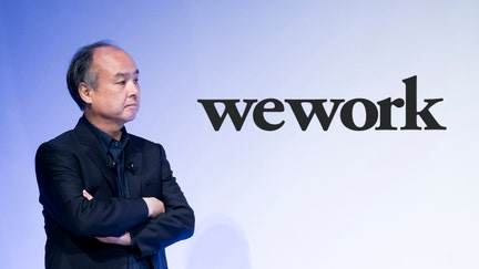 WeWork isn't the only brand not working -- these big firms are facing big trouble, too