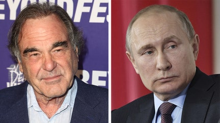 US filmmaker Oliver Stone praises Putin for role in Syria