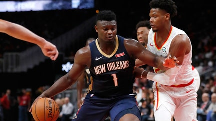 Zion Williamson's NBA debut delayed following knee surgery