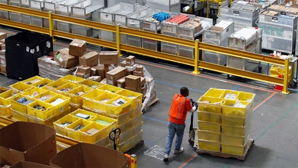 Amazon pushes back against accusations its warehouses harm the communities that house them