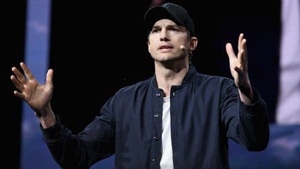 Ashton Kutcher and the other celebs helping this startup provide wildfire relief