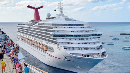 Carnival unveils new hybrid technology to power its cruise ships