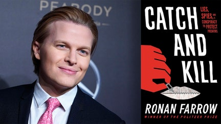 'Catch and Kill' author Farrow creates companion podcast to debut in Nov.