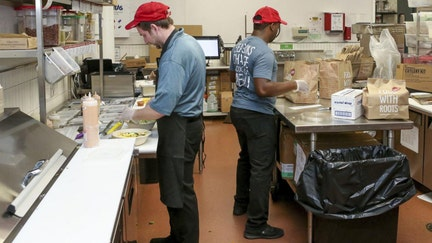 Online ordering boom gives rise to virtual restaurants