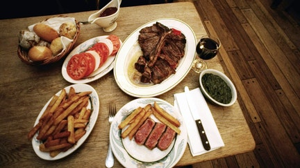 The American steakhouse isn't dead, chef says