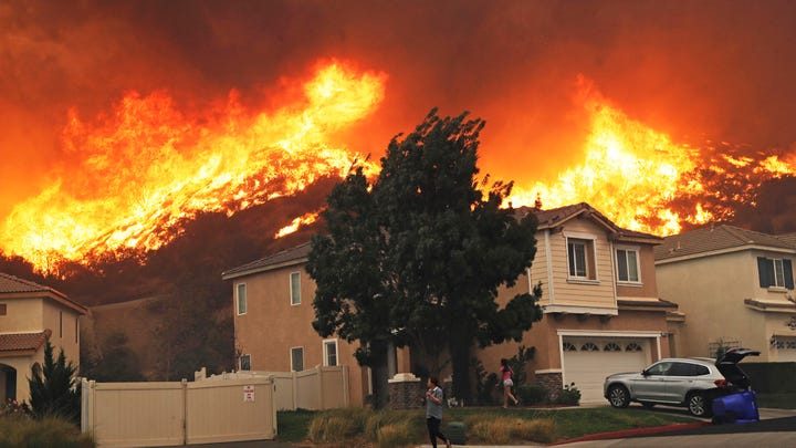 PG&E isn't the only company at risk in California fires