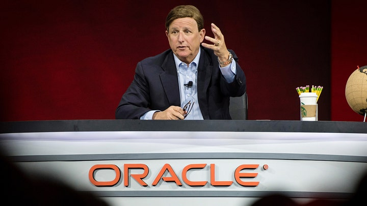Oracle co-CEO Mark Hurd dead at 62