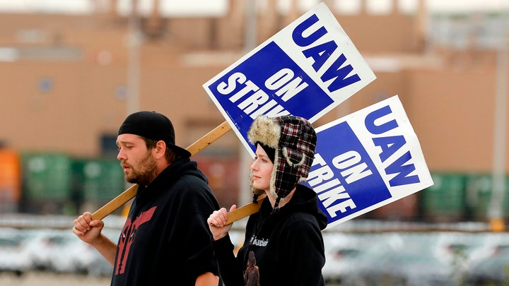 NEARING A DEAL? Union leaders called to Detroit as GM strike enters fifth week