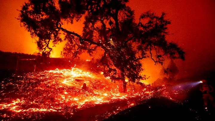 Millions could lose power as California faces 'extreme fire weather conditions'