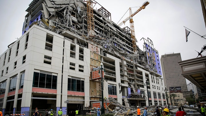 Hard Rock Hotel collapse: By the numbers